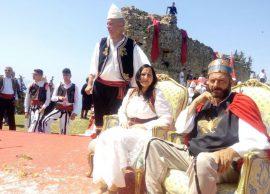 Kanina dhe Vlora përkujtojnë 567vjetorin e dasmës