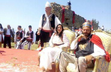 Kanina dhe Vlora përkujtojnë 567-vjetorin e dasmës së Skënderbeut me Donikën