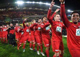 Finalja e Francës Pabarazia më e madhe në histori