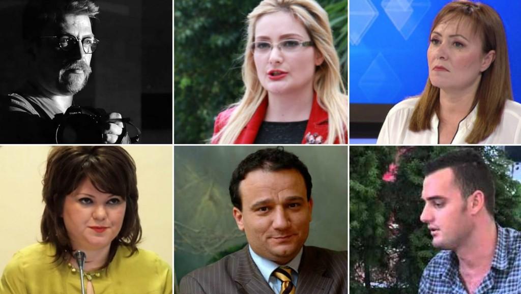 Batutat e ditës - Mimoza Koçiu, Felix Bilani, Alen Xhelili, Andis Harasani, Reila Bozdo dhe Endira Bushati