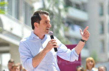 Mayor of Tirana promotes local produce
