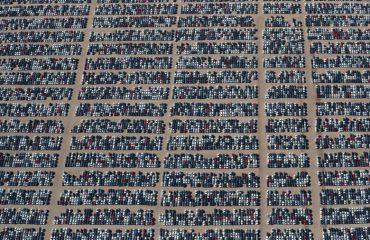Kjo është varreza më e veçantë e makinave në botë, është e mbushur me automjete të reja