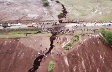 Afrika rrezikon të ndahet në dy pjesë, një e çarë e madhe në Kenia trondit shkencën