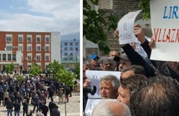 Rikthehet protesta në Kukës: Lironi vëllezërit tanë