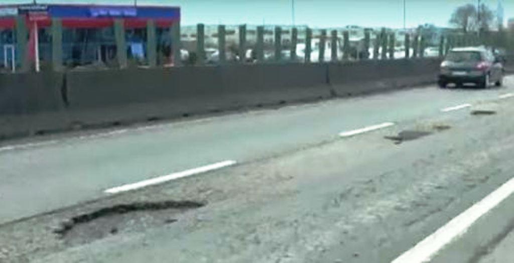 Ndërhyrja në autostradën Tiranë-Durrës, nga e hëna devijohet trafiku