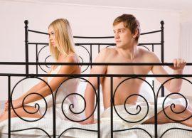 Martesat pa seks, dhjetë sinjalet