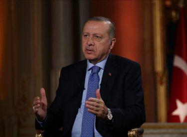 Erdogan: Nuk dëshirojmë tensione me Greqinë