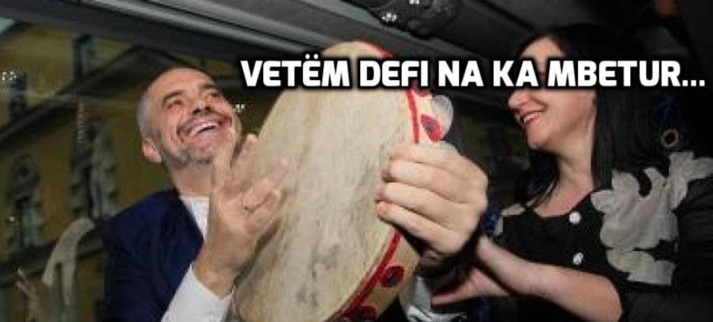 """""""ANTENA JASHTË FAMILJES""""/ Flet shoqja Mirela Kumbaro: Edi Rama do të luaj Hymnin, me def..."""