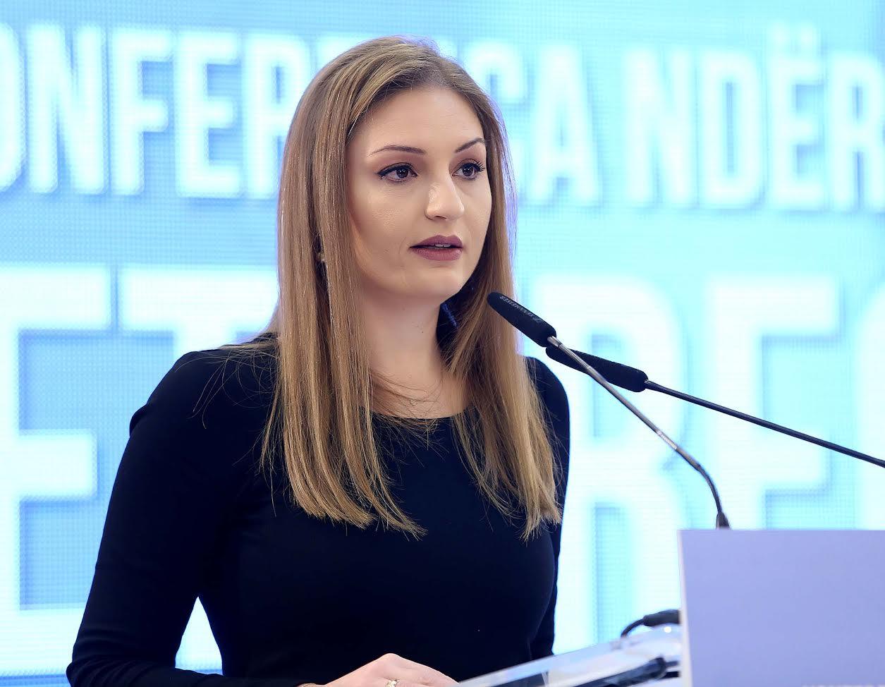 Interview with former opposition MP, Klajda Gjosha