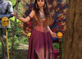 Ronela Hajati, një princeshë afrikane
