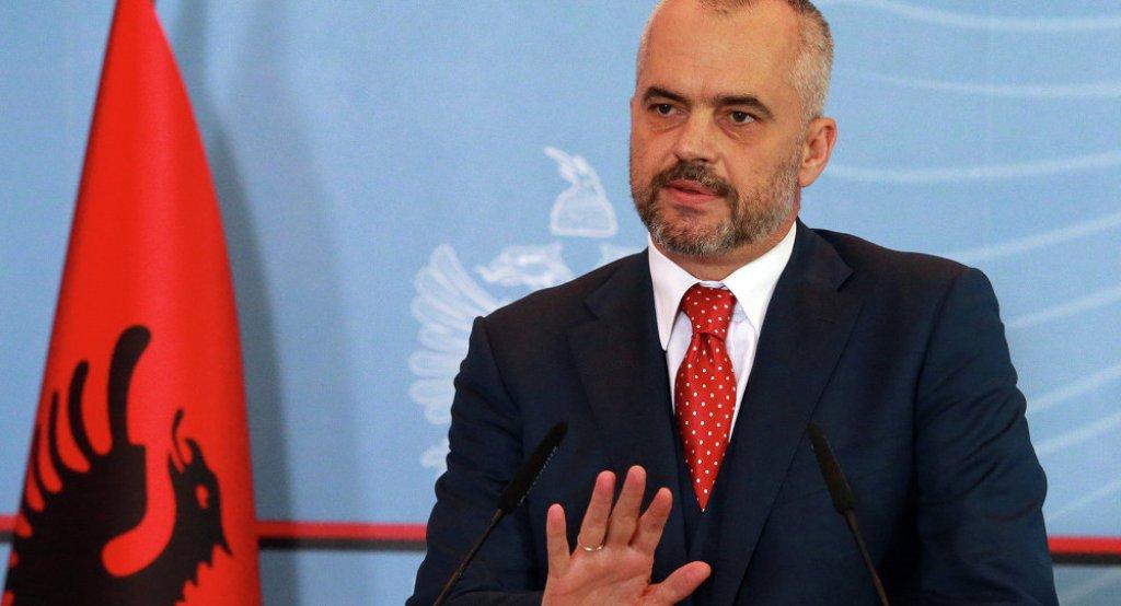 Kryeminsitri, Edi Rama publikon një reportazh të medias italian