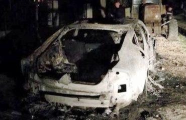 Shpërthehet me eksploziv makina e administratorit të Farkës