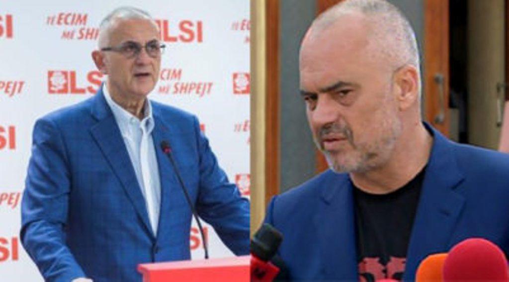 """Vizita e kryeministrit në Itali, Vasili: Rama nuk mund ta """"mbulojë diellin me shoshë"""""""