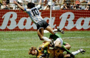 """Botërori '86-'90, kur finalja Argjentinë-Gjermani """"përsëritet"""""""
