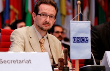Head of OSCE: Local government elections should be a test for electronic voting