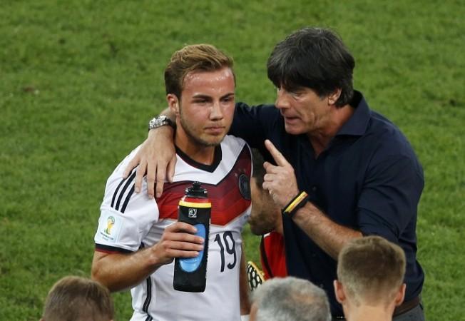 Gjermania/ Rinovon trajneri Low, heroi Gotze jashtë Botërorit