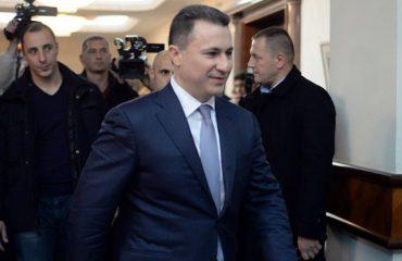 """Dy vjet burg për Gruevskin, gjykata dënon ish-Kryeministrin për blerjen e një """"Mercedesi"""" të blinduar"""