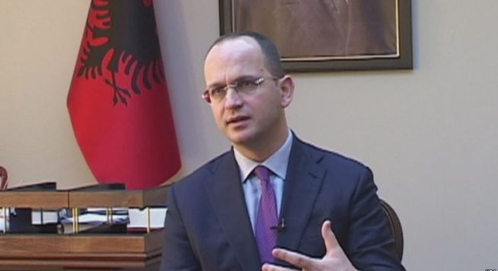 Bushati: Agreement with Greece does not involve border restructuring
