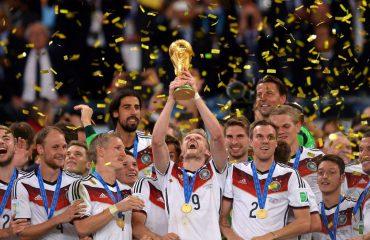 2010-'14, Spanja dhe Gjermania në majat e botës