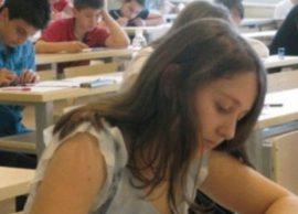 Klasat e pesta sot në provim, ja përmbajtja e test