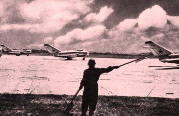 """Si i sollëm fshehurazi nga Rusia me vapor avionët e parë gjuajtës """"Mig-15"""""""