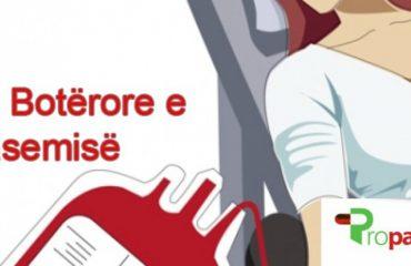 SOT DITA BOTËRORE/ Talasemia, kujdesi që duhet për të bashkëjetuar me sëmundjen