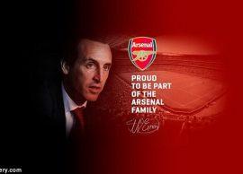 Trajneri i ri i Arsenalit zbulohet përmes një gafe