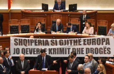 """PËRBALLJE NË """"ALBANIAN FREE PRESS""""/ Çfarë objektivash ka protesta e nesërme?"""