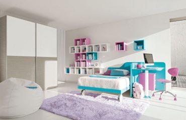 Si ta mobiloni dhomën e vajzës tuaj?