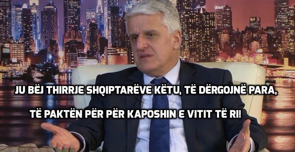 """""""ANTENA JASHTË FAMILJES""""/ Flet shoku Pandeli Majko: Arben Ahmetaj të mos fryhet si gjel deti!"""