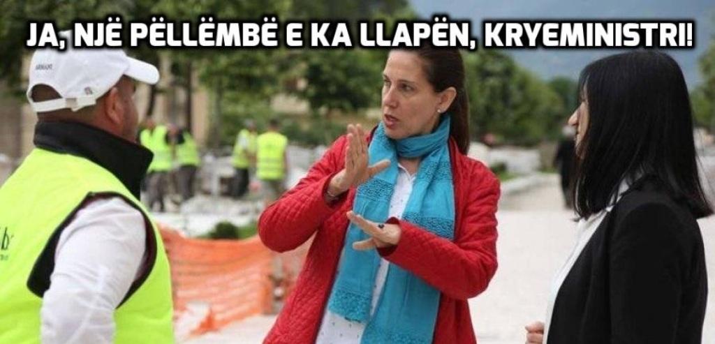 """""""ANTENA JASHTË FAMILJES""""/ Flet shoqja Mirela Kumbaro: Kujdes nga Kryeministri, se kaq e ka llapën...!"""