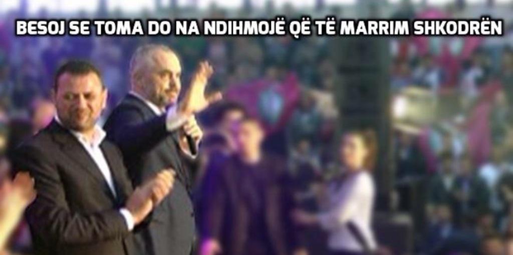 """""""ANTENA JASHTË FAMILJES""""/ Flet shoku Tom Doshi: Edi Rama m'u lut me rrëzu Vllazninë, për me marrë Bashkinë...!"""