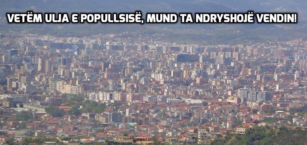 """""""ANTENA JASHTË FAMILJES""""/ Flet analisti i varur: Ulja e popullsisë së Shqipërisë, një lajm i mirë!"""