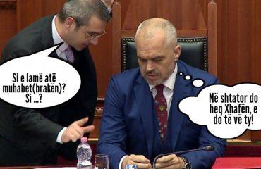 """""""ANTENA JASHTË FAMILJES""""/ Flet shoku Saimir Tahiri: Në shtator do jem ministër i Brendshëm"""