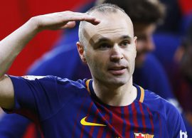 SPANJA Iniesta shkon në botëror, ja lista e futbo