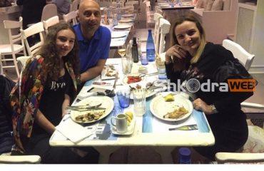 Pasi braktisi Vllazninë, Ernest Gjoka me familjen në Selanik