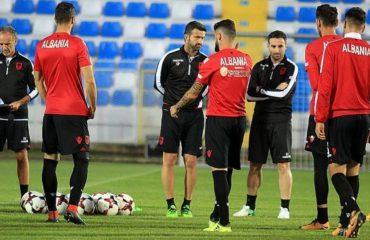LISTA ZYRTARE/ Emrat e 24 lojtarëve të thirrur nga Panucci për dy miqësoret, dy janë debutantë