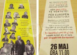 PËRGATITJET Protesta e 26 Majit, PDLSI në unison