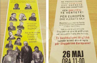 PËRGATITJET/ Protesta e 26 Majit, PD-LSI në unison: Do jetë një revoltë qytetare!