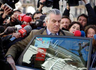 """Spanja dënon """"peshqit e mëdhenj"""", 351 vite burg për 29 politikanë"""