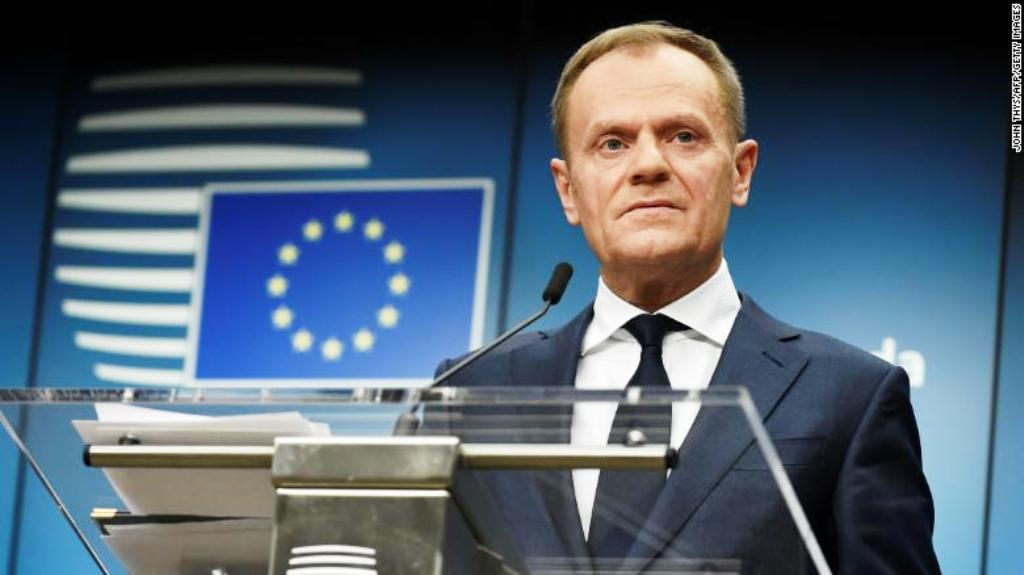 Tusk appeals for opening of accession talks with Albania