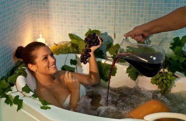 Trajtime për fytyrën me rrush