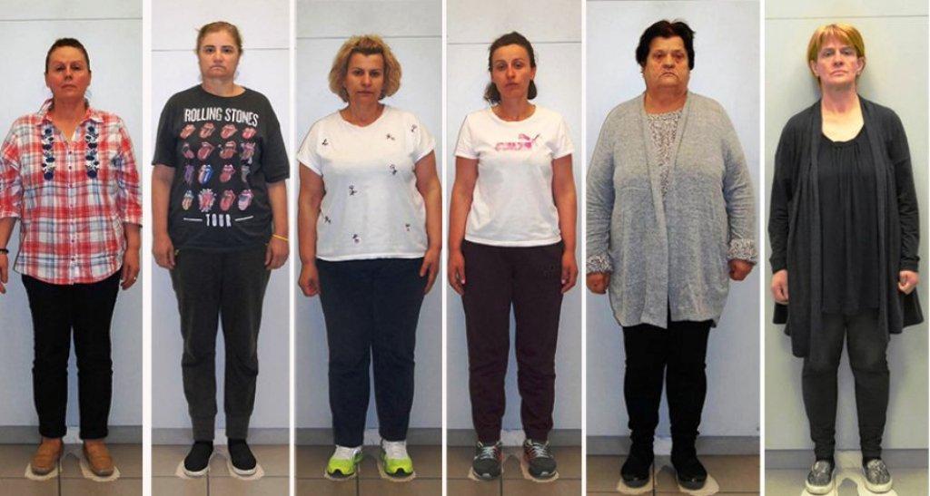 Kapen 7 gratë shqiptare që vidhnin disa njësi tregtare të Athinës