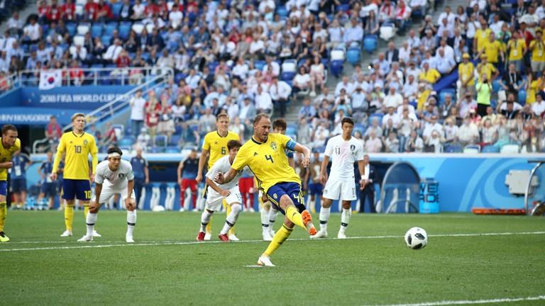 """Suedia """"frikëson"""" Gjermaninë pretendente, fiton minimalisht ndaj Koresë"""
