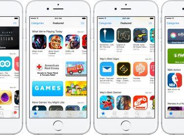 """Fitimet rekord të Apple, 130 miliardë dollarë xhiro vetëm nga """"App Store"""" në 8 vite"""
