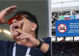 Botërori, legjenda Maradona shënon incidentet e pa