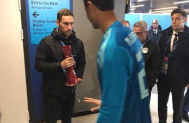 Portieri i Egjiptit/ El-Shenawy refuzon çmimin e lojtarit më të mirë të ndeshjes