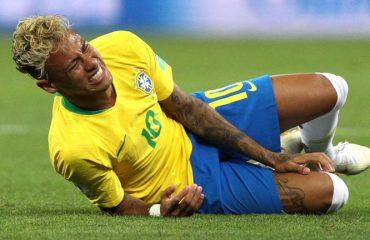 BRAZILI/ Ankth në stërvitje, dëmtohet Neymar