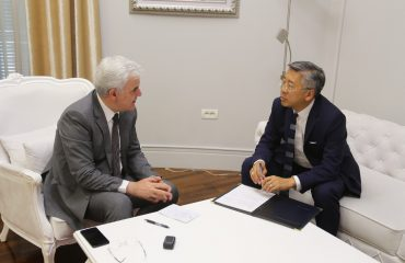 Ambassador Lu: The authenticity of the audio-recording of the minister's brother should be verified