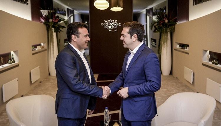 """ÇËSHTJA E EMRIT/ Marrëveshja Cipras-Zaev, Maqedonia do quhet """"Maqedonia e Veriut"""""""